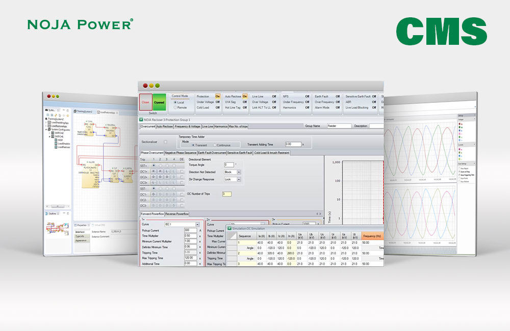 NOJA Power CMS Software
