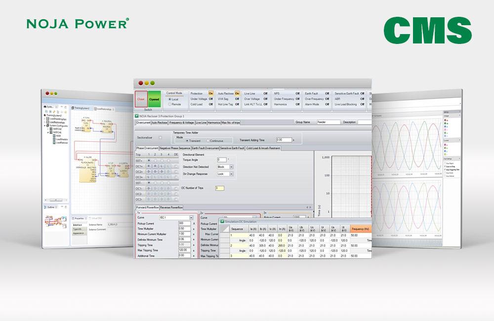NOJA Power CMS Software