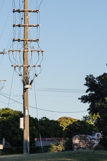 NOJA Power OSM Recloser Installation in Georgetown, Queensland, Australia