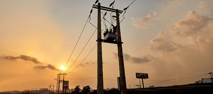 Ikeja Electric installation of NOJA Power's OSM38 Recloser