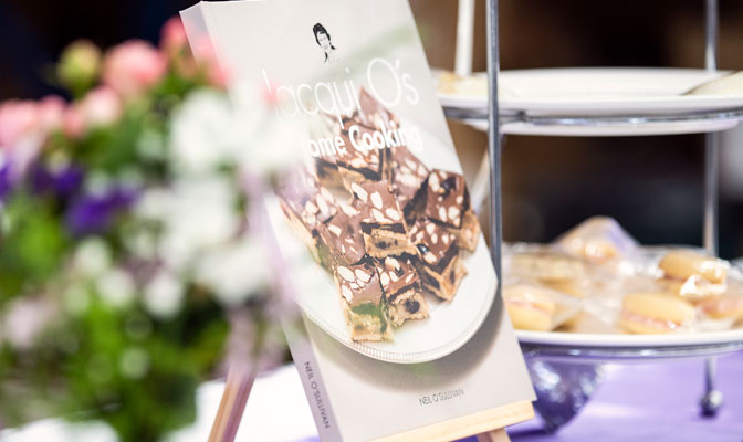 NOJA Power Hosts Book Launch in Memory of Jacqui O