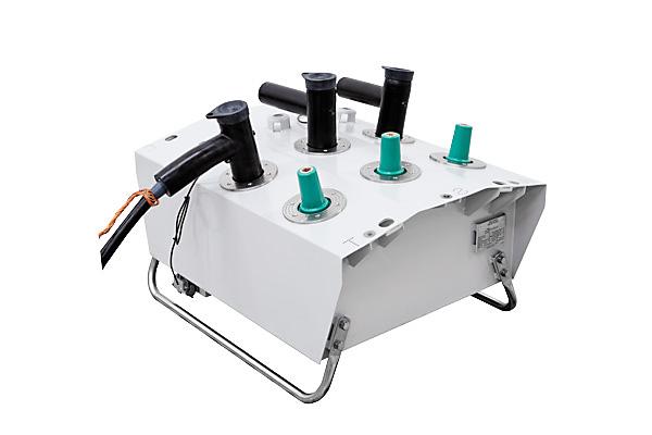 NOJA Power OSM38 kV Recloser with DIN C Terminals