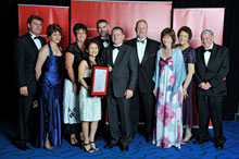 NOJA Power Switchgear - finalist at Queensland Premier's Export Awards 2008