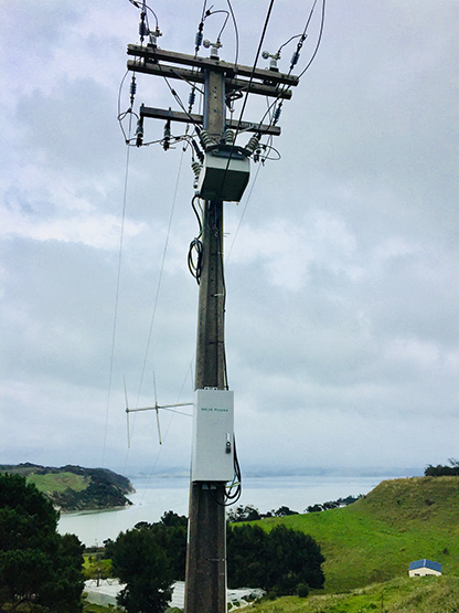 NZ Installation of RC10-200 Control System on a legacy OSM Recloser