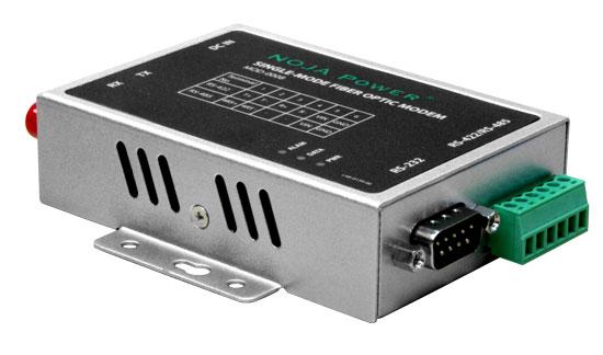 RS232 Single Mode Fibre Optic Modem