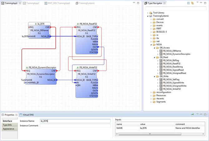 NOJA Power Smart Grid Automation Software (Function Blocks)