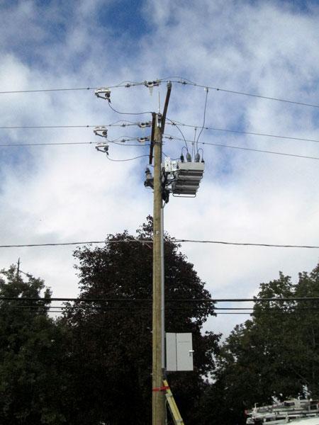 NOJA Power OSM Recloser in IL, USA