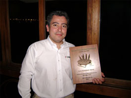 Comulsa's OSM Recloser Product Manager Juan Jose Navarro