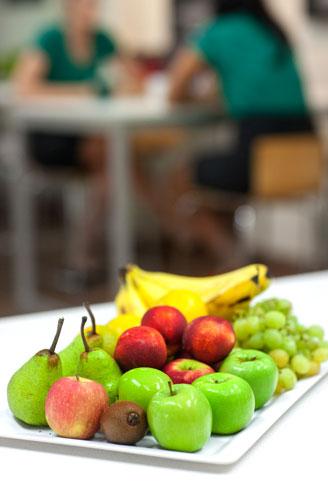 NOJA Power Fresh Fruit Bowl