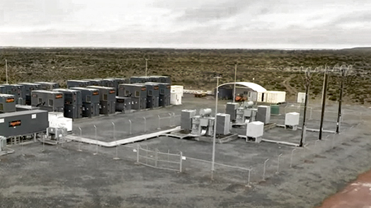 NOJA Power GMK's used to connect Generators to an Australian mine