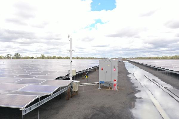 NOJA Power GMK for Solar Farm Grid Connection