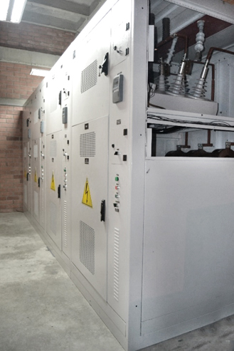 Switched Capacitor Bank Installed in Colombia with Four NOJA Power Reclosers
