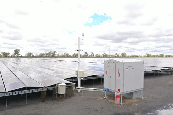 GMK de NOJA Power para la conexión de energía renovable