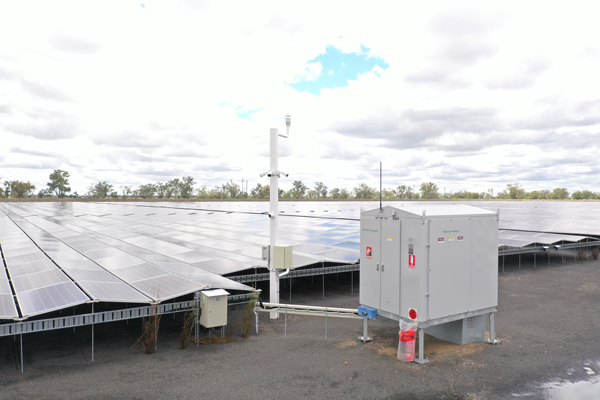 A NOJA Power GMK for Renewable Energy Connection