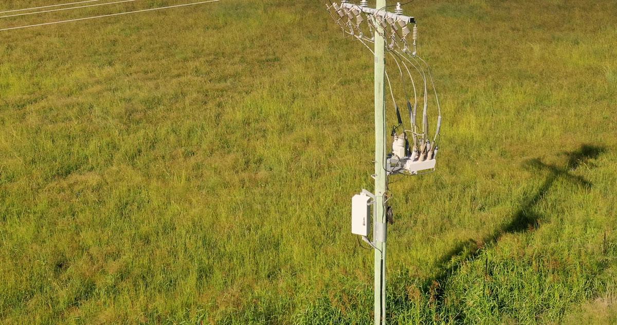 NOJA Power Recloser Installation