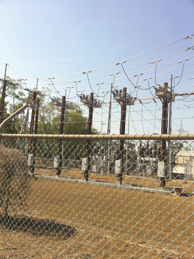 "The ""NOJA Power Farm"" – Substation array in NT Australia"