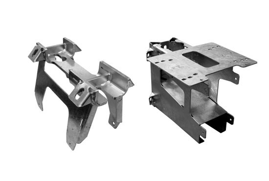Pole Mounting Brackets
