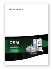 NOJA Power RC10 accessories brochure cover