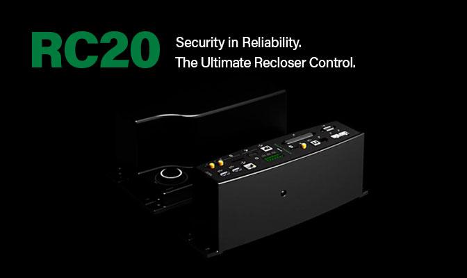 NOJA Power RC20 Recloser Controller