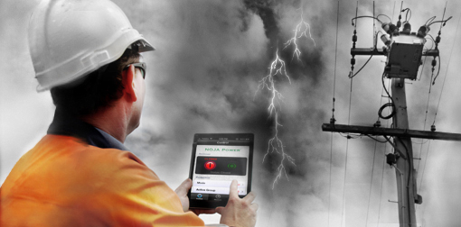 Updated NOJA Power Recloser App allows Linesmen to manage multiple ACRs