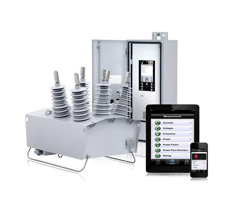 NOJA Power recloser-app-iphone-ipad