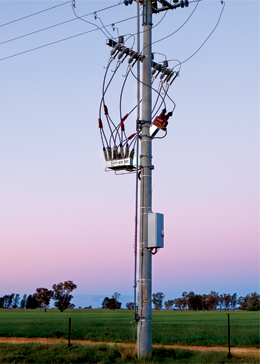 Building Block for Smart Grid - NOJA Power Recloser
