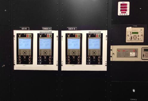 NOJA Power RC Controller Relay HMI Panels