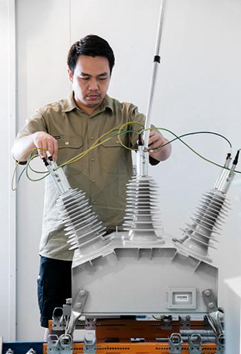 NOJA Power Unit Testing
