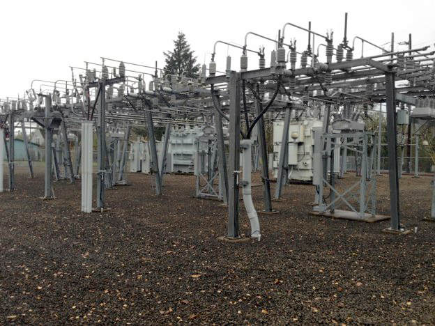 Four outgoing feeders at 20kV, One NOJA Power OSM Recloser per Feeder